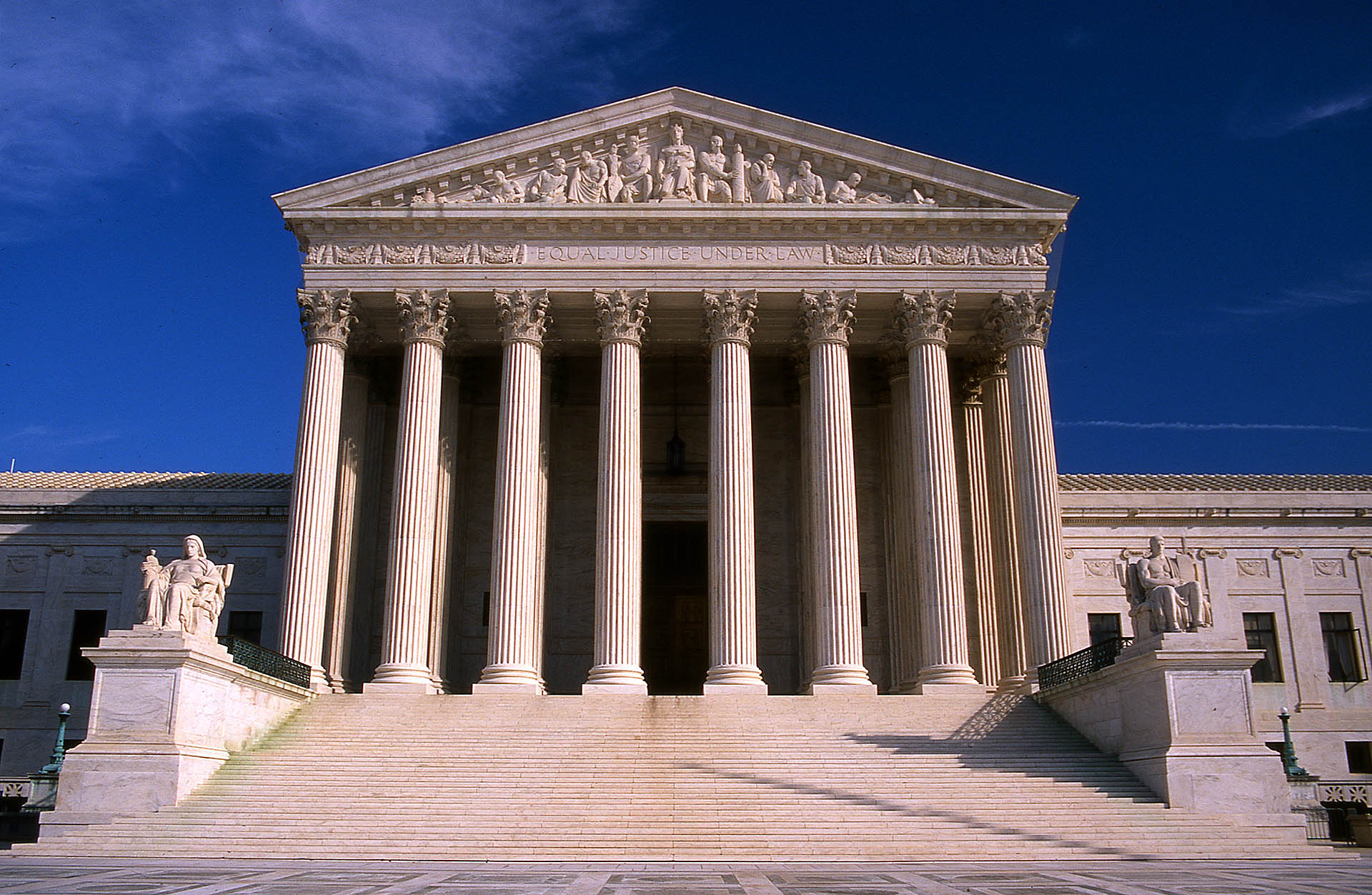 The Supreme Court Building - The Supreme Court of the United States of America